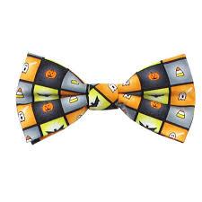 halloween bow ties halloween ties shop men s halloween neckties from jerry garcia