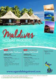 maldives holidays vacation deals lets go travel uganda