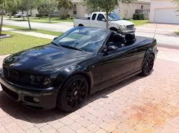 Bmw M3 Convertible - bmw m3 2006 black convertible