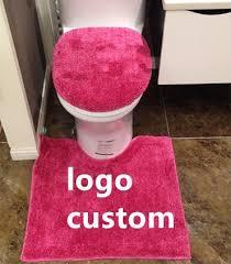 Burgundy Bathroom Rugs Surprising Design Ideas 4 Piece Bathroom Rug Sets Beautiful Piece