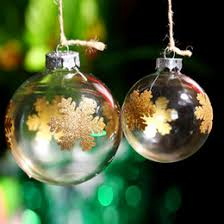 discount ornaments snowflakes 2017