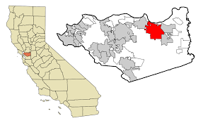 California Map Outline Antioch California U2013 Travel Guide At Wikivoyage
