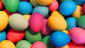 how to color easter eggs using all natural ingredients