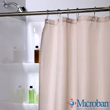 Shower Curtain Liners Machine Washable 70 In X 72 In Fabric Shower Curtain Liner