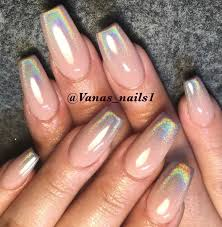 top 25 best holographic nails ideas on pinterest chrome nails