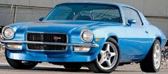 73 split bumper camaro camaro z28 1970 1973 danko reproductions