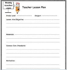 sample lesson plan kindergarten