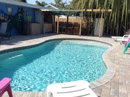 amazing pool tiki bar duplex 1 2 block fro vrbo
