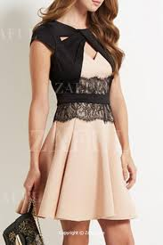 dress homecoming dress zaful black mini dress casual style