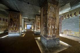 Ancient Egypt Interior Design Ancient Egyptian Tomb Resurrected Using 3d Printer 2 000 Miles Away