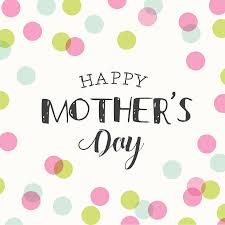 happy mothers day card clip vector images illustrations