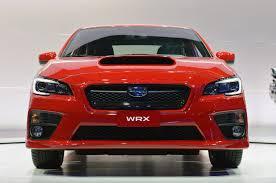 subaru car 2015 2015 subaru wrx revealed in la cars co za