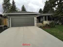ss white garage doors the repaint specialists ltd house painters in edmonton st