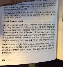 no check engine light failed inspection for no check engine light 1988 non maf car