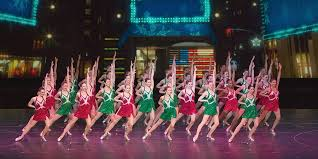 upgraded seats to rockettes spectacular travelzoo