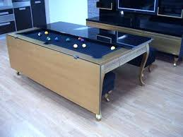 combination pool table dining room table amazing pool table dining table photos gallery of best indoor dining