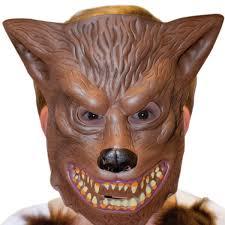 Werewolf Costume Boys Werewolf Costume Age 6 8 Years 1 Pc Amscan International