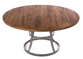 Reclaimed Wood And Iron Dining Table Buy A Hand Made The Madera Reclaimed Wood Dining Table Dark