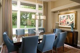 decorating a dining room buffet dining room buffet decorating ideas splendid blue leather