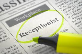Hr Help Desk Job Description Sample Receptionist Job Description