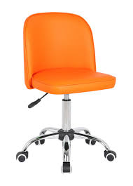 fauteuil de bureau orange chaise de bureau enfant design orange augustine chaise de bureau