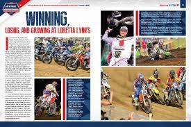 loretta lynn ama motocross winning losing and growing at loretta lynn u0027s racer x online