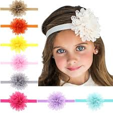 wholesale headbands foddsia 13pcs lot wholesale headbands shabby flowers hair bands