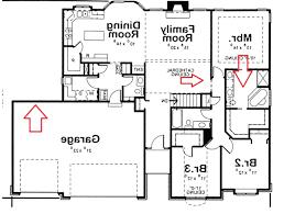 4 bedroom bungalow house plans pdf savae org entrancing modern