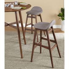 30 Inch Bar Stool With Back The Axel 30 Inch Stool Features Clean Lines And Angled Legs