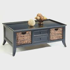 coffee table with baskets under image gallery of coffee tables with basket storage underneath view