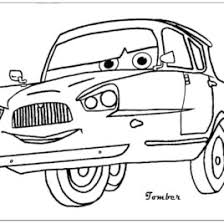 printable coloring pages cars 2 archives mente beta