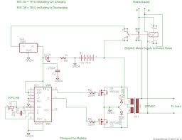 inverter circuit project up to 500 watt u2013 circuits diy