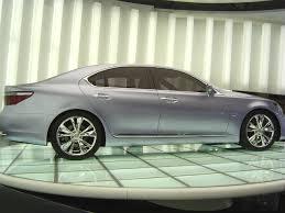lexus lf sedan file lexus lf sh concept side jpg wikimedia commons