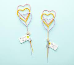 heart sparklers 9 unique wedding favors heart shaped sparklers wedding and weddings