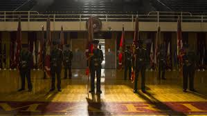 How Many Streamers Are On The Army Flag Passing On The Legacy U003e The Official United States Marine Corps