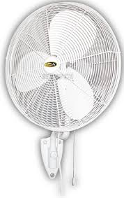 Wall Mounted Oscillating Fans 24