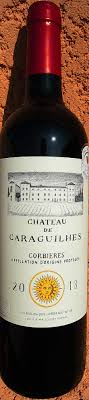 Château De Caraguilhes Domaine De Corbieres 2014 Château De Caraguilhes Vin Biologique Languedoc