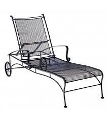Reclining Chaise Lounge Woodard Bradford Reclining Chaise Lounge U0026 Reviews Wayfair