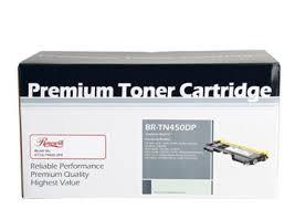 Toner Nv rosewill rtca tn450 2pk 2 pack black toner cartridge replace