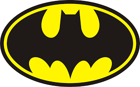 batman symbol coloring creativemove