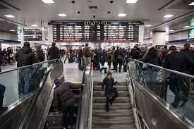 Amtrak Status Maps Inside America U0027s Worst Train Station The Verge