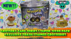 grossery gang series 3 super sized pack trash stained
