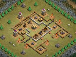 Clash Of Clans Maps Clash Of Clans 19 Thoroughfare Walkthrough Clash Wiki Com