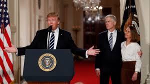 donald trump nominates colorado u0027s neil gorsuch to the supreme court