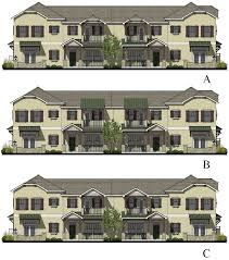 townhome designs new townhome design keesee and associates