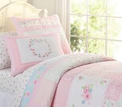 Girls Quilted Bedding by Http Www Potterybarnkids Com Products Pink Emma Bedding Pkey
