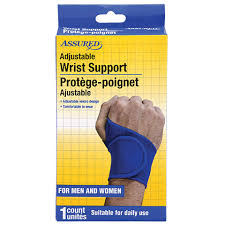 bulk assured adjustable wrist supports at dollartree com