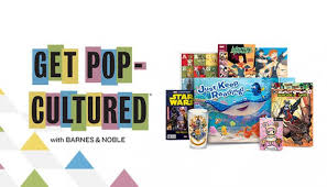 How Much Is A Barnes And Noble Membership A Month Of Get Pop Cultured Giveaways At Your Local Barnes U0026 Noble