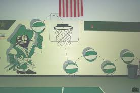 wall murals norris signworks shallotte middle school gym jpg