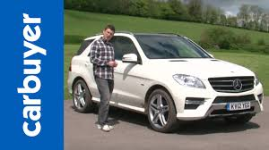 used mercedes m class uk mercedes m class suv review carbuyer